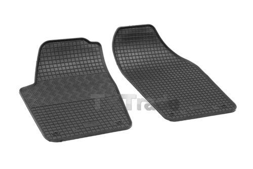 Fußmatten passgenau Gummifußmatten TOP Qualität SKODA Fabia Praktik I 2000