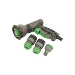 Soft-Grip pistolet quick connect SET 5 PIECES 5 pieces Jardinage Arrosage Outil de BRICOLAGE  </span>