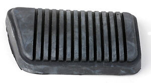 Mustang Clutch Pedal Pad Manual Rubber 1965 1966 65 66 Top Loader T10 200 289 V8