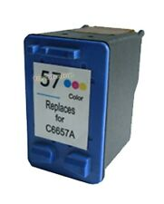 1 Remanufactured Ink for HP 57 C6657A