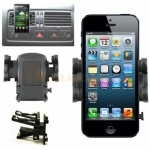 Cradle-Mount-Kit-Holders-For-Various-Moblies-Phone-45mm-To-105mm-In-Car-Air-Vent