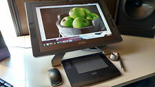 "Wacom Cintiq 20WSX DTZ-2000W 20.1"" Graphic Art Tablet LCD Monitor & Intuos 3"