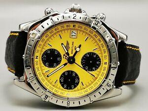 Breitling  Chronomat Longitude A20048 Papiere von 1998