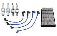 Mazda Rx8 Tune Up Filter Ngk High Performance Wires & Iridium Spark Plugs on sale