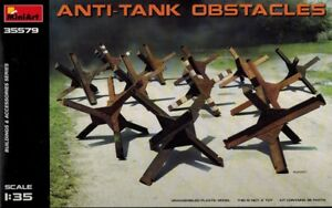 MiniArt-35579-Anti-Tank-Obstacles-Equipment-Panzer-Abwehr-1-35