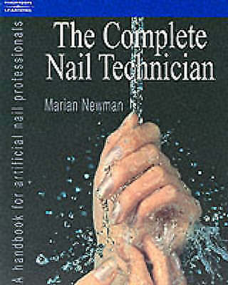 Complete Nail Technician: A handbook for artificial nail professionals-ExLibrary