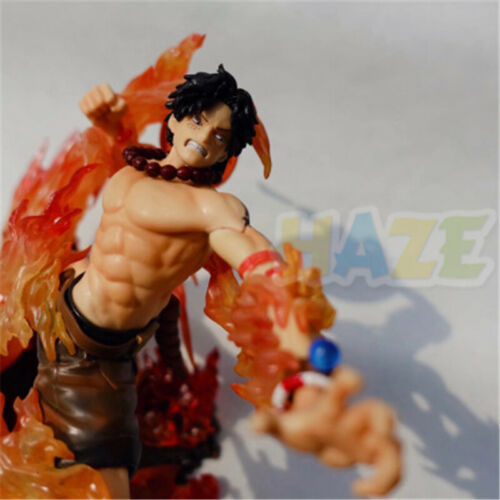 Action Figure New One Piece Portgas·D· Ace MAX 15th Anniversary Special Ver