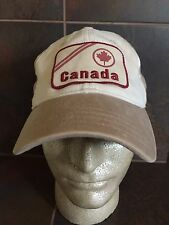 American Eagle Canada Fitted Baseball Cap Trucker Hat Lid A