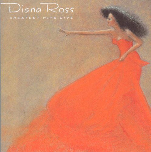 1 of 1 - Greatest Hits Live By Diana Ross.