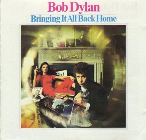 BOB DYLAN - 24x24 Album Artwork Fathead Poster
