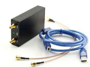 New-138MHz-4-4GHz-4-4G-USB-SMA-Source-Signal-Generator-Simple-Spectrum-Analyzer