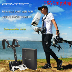 Image Is Loading PGY Drone Controller Carrier Shoulder Holder For DJI