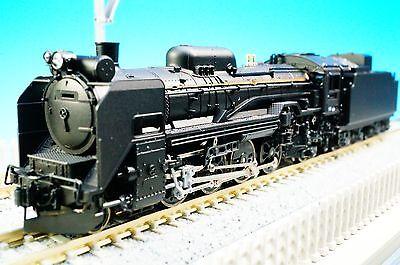 KATO 2016-6 JNR Steam Locomotive Type D51 Standard Ver. Nagano N Scale New!!