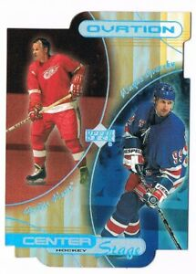 1999-00-Upper-Deck-UD-Ovation-Center-Stage-Gordie-Howe-Wayne-Gretzky-Pick-SP