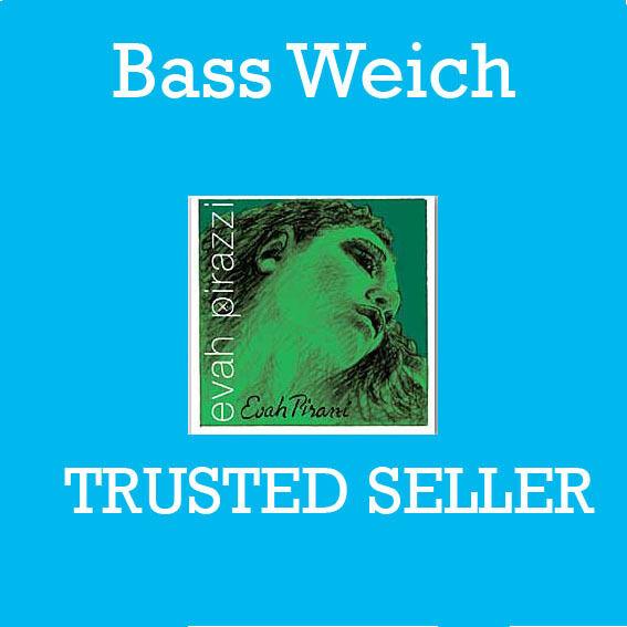 Evah Pirazzi 3 4 Upright Bass E  String WEICH