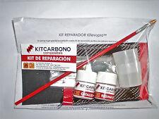 KIT DE REPARACION DE FIBRA DE CARBONO Kitevopro™ Plain 3k