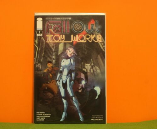 #1 IMAGE 2009 *BUY 1 COMIC /& GET 1 COMIC FREE FALLOUT TOY WORKS FREE SHIP