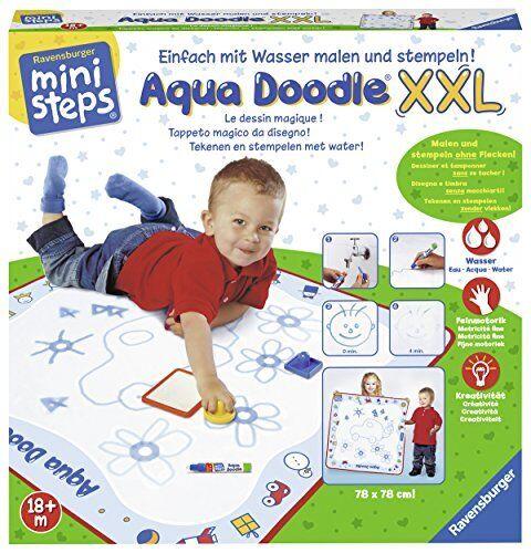 Ravensburger ministeps 04543 Aqua Aqua Aqua Doodle XXL 1124a3