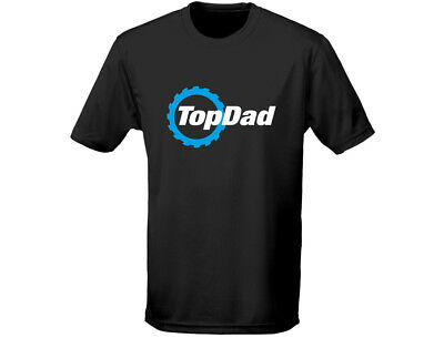 AnpassungsfäHig Top Dad Cars Mens Fathers Day/birthday T-shirt (12 Colours) Mit Traditionellen Methoden