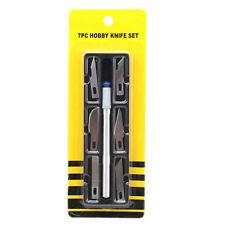 7 PCS Precision Hobby Knife Set Multipurpose Set Knife Set Premium Quality knife