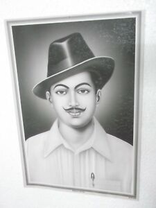 BHAGAT-SINGH-Poster-unique-nice-INDIA-famous-personality-16-034-11-034