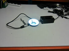 BAUSCH & LOMB MICROSCOPE ILLUMINATION RING LIGHT 115 VOLT