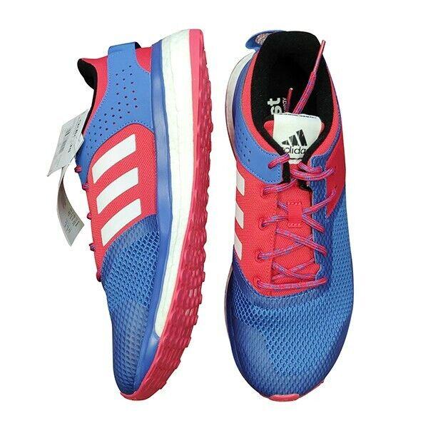 Adidas para hombre respuesta de 3 M Para hombres Zapatos para Correr Talla 10