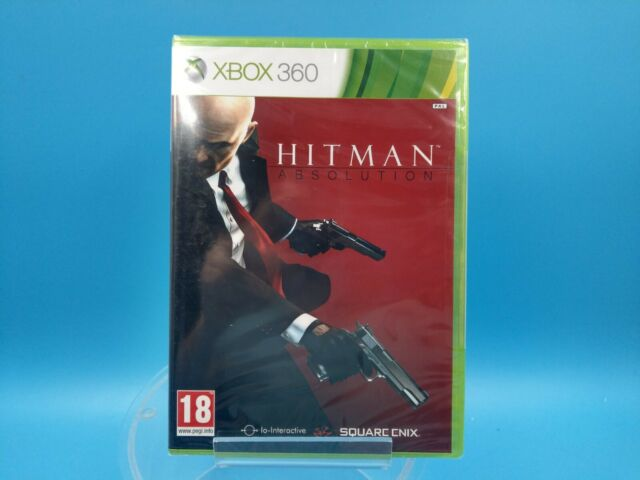 Videojuego Microsoft Xbox 360 Completo Nuevo Pal Hitman Absolution / GB 18 Años