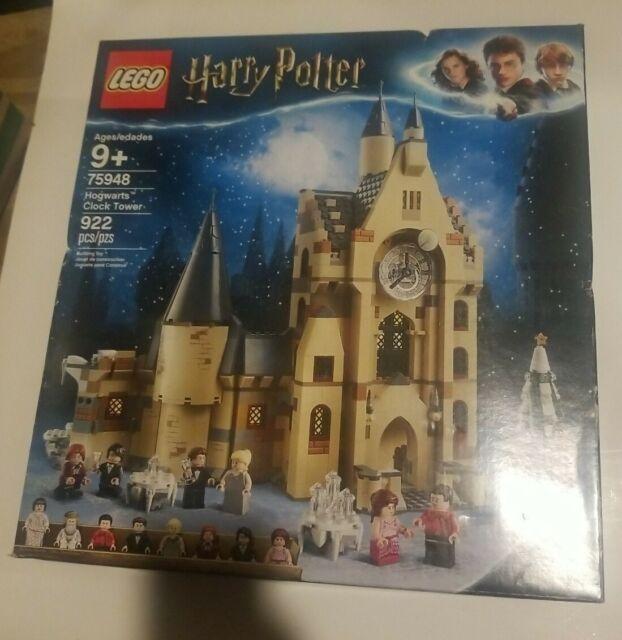 Lego Harry Potter Castle Clock Tower (75948)