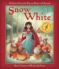 Snow White: Fairytale Sounds (Pop-up) by Katie Cotton (Hardback, 2013)
