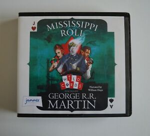 Mississippi-Roll-by-George-R-R-Martin-Unabridged-Audio-Book-10-CDs