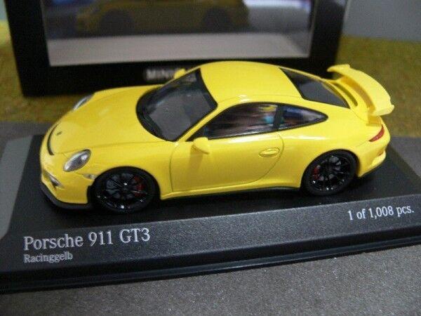 elementi di novità 1 43 Minichamps Minichamps Minichamps PORSCHE 911 gt3 2013 GItuttiO 410 062021  incredibili sconti