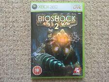 Bioshock 2  - Xbox 360 Complete UK PAL