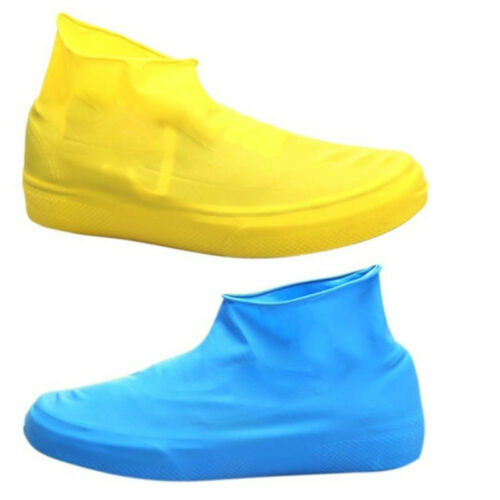 Disposable Waterproof Boot Covers Plastic Shoe Covers For Medical Cycling IT