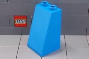 Missing Lego Brick 4460 Black x 4 Slope Brick 75° 2 x 1 x 3