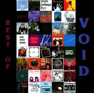 Shadows of Your Mind: Best of Void Records, Vol. 1 by Various Artists (CD, Hallu