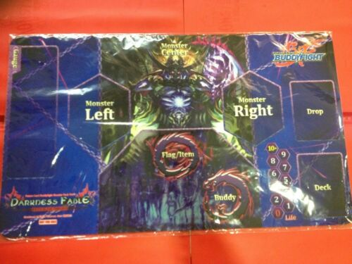 Future Card Buddyfight Darkness Fable BT04 Official PLAYMAT PROMO