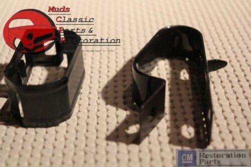 Chevy GM Heater Hose Firewall Inner Fender Alternator Bracket Clip Clamp Set New
