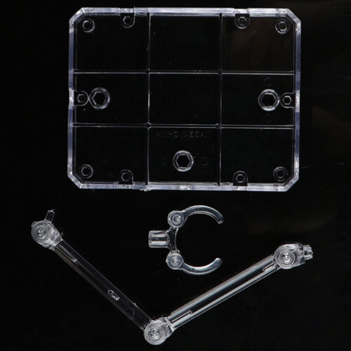 1Set Action Figure Base Suitable Display Stand Bracket for HG 1//144 Cinema /_