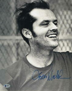 JACK-NICHOLSON-SIGNED-AUTOGRAPH-11x14-PHOTO-ONE-FLEW-OVER-THE-CUCKOO-039-S-NEST-F