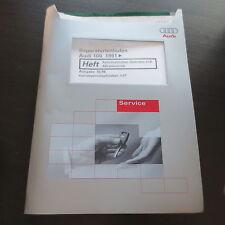 Werkstatthandbuch Audi 100 A6 Typ C4 S6 4,2 L Quattro Automatik Getriebe 018 CST