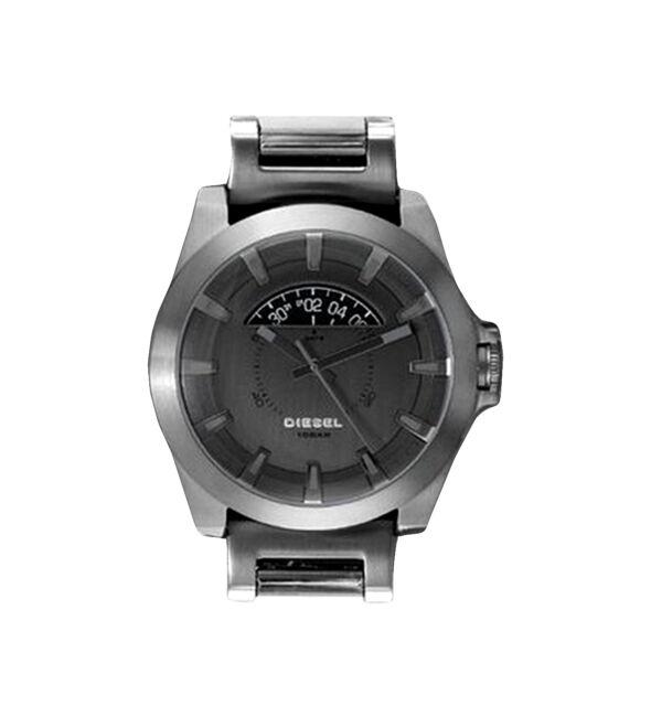 Auth New Diesel Men's DZ1692 Arges Analog Stainless-Steel Quartz Watch