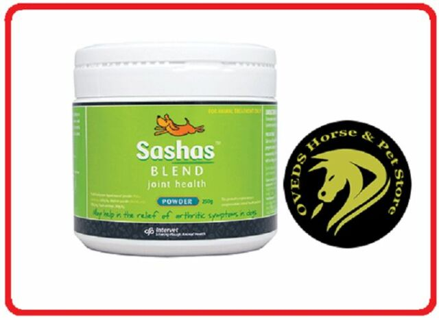SASHAS BLEND Powder For Dogs 250g