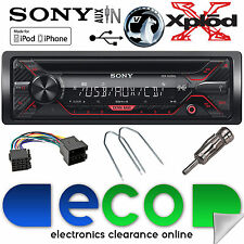 Vauxhall Corsa B 1993-2000 CDX-G1200U CD MP3 USB AuxIn Car Stereo Radio (REFURB)