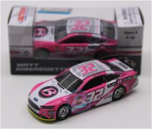 NASCAR 2018 MATT DIBENEDETTO PINK PLAN B  SALES. COM 1 64