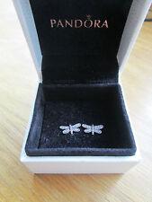 pandora dragonfly stud earrings