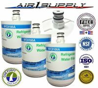Sub For Lg Premium Adq72910901, Adq72910902, Refrigerator Water Filter 3 - Pack