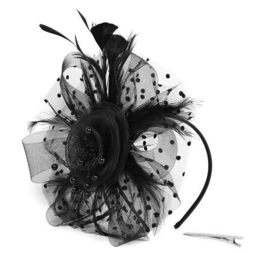 Details about  /Ladies Flapper Great Gatsby Headband Pearl Charleston Party Bridal Headpiece
