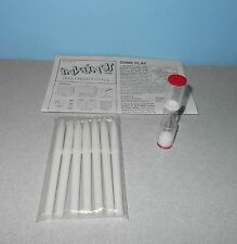 1993 Mattel Games Inklings New Wipe-Off Pens & Sand Timer Replacement Game Parts