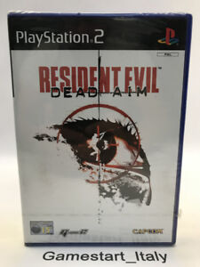 RESIDENT-EVIL-DEAD-AIM-PS2-NEW-SEALED-PAL-UK-VERSION-VERY-RARE